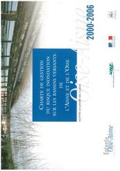 Charte Oise Aisne 2000–2006, 2001