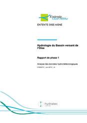 Hydrologie du bassin versant de l'Oise, 2014