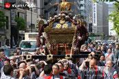 5/11現在、椙森神社・本社神輿渡御進行中!