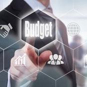 Auf Ihr Budget zugeschnitten