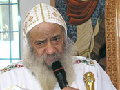 Besuch S.H. Papst Shenouda III - 2004