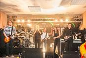 02.11.2013 Band Dafuer live zur Kirmes in Schwerstedt