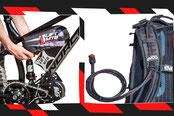 bateria  bicicleta bafang, Bosch, Yamaha, Shimano, Xofo, Cyc, Brose