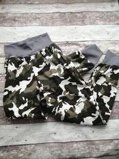 Hose Gr. 170 176 Camouflage handgemacht Handarbeit handmade SaSch Selbstgefertigtes aus Schwaben