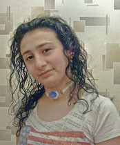 Angelika Schakarowa,  17 Jahre alt