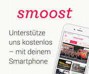 Support us for free – with your smartphone