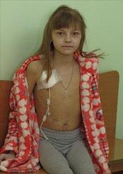 Ксения, родилась 18 декабря 2003 года