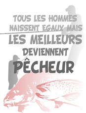 tee-shirt pour le meilleur garçon pêcheur