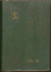 Lehrerkalender der Zentralsparkasse 1961.