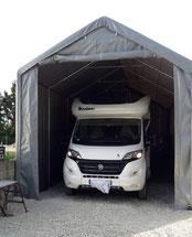 location abris de garage pour campings-cars, caravanes, voitures, motos