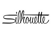 シルエットのロゴ画像