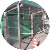 サイクルポート新築工事