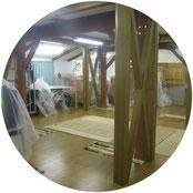 木造建物内部耐震補強
