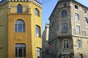 Vorher - Nachher: Fassadengestaltung denkmalgeschützter Gebäude