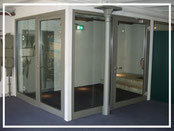 Aluminium Sonderkonstruktionen und Brandschutzelemente bei Metallbau Büttner GmbH in Schwabach
