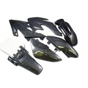 verkleidung Pitbike , ersatzteil carbon, sturzteil Pitbike , kotflügel, supermoto