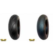 "Reifen Pitbike, 12"" Pitbike, 10"" Pitbike, Minimoto, Supermoto, Racing Reifen, Slick, Profil,"