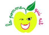 Logo La Pomme Qui Rit S-Active