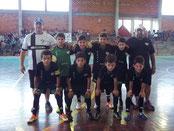 Campeão Municipal Santiago-RS - Sub 11 - 2013