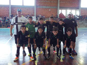 Campeão Municipal Sub 11 e 3º Lugar Copa Santiago Futsal Menor 2013.