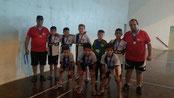 Campeão Jogos da Amizade - São Borja-RS - Sub 11 - 2016