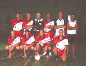 Grêmio Espe vice campeão torneio futsal GSSGS Master 2005