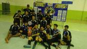 Vice Campeão Copa Santiago Futsal Menor - Sub 17 - 2016