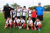 Vice Campeão Municipal Santiago-RS - Sub 9 - 2014