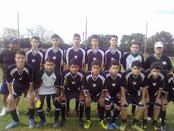 Vice Campeão Municipal Santiago-RS - Sub 15 - 2015