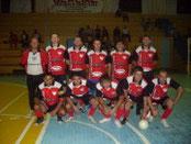 Grêmio Espe vice-campeão municipal futsal vet 2009
