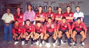 Futsal 1999 - Torneio Clube 7 - Vice Campeão