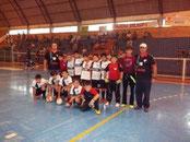 Vice Campeão Fronteirão Futsal Mirim 2015