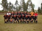 Vice Campeão Municipal Livre 2ª Divisão - Santiago-RS - 2010