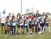 Vice Campeão Municipal Santiago-RS - Sub 13 - 2012