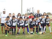 Vice Campeão Municipal - Sub 13 - 2012
