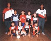Escolinha Espe campeão futsal I Copa ESPE/cfc stgo/compugraph Futsal Menor2004