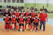 Vice Campeão Municipal Santiago-RS - Sub 16 - 2015