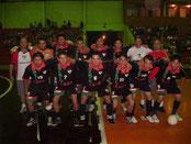 Grêmio Espe vice campeão municipal futsal 2ª Div 2007