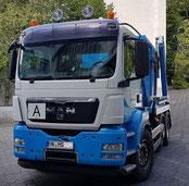 MS-Metallhandel Containerwagen