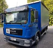 MS-Metallhandel 10 Tonnen LKW