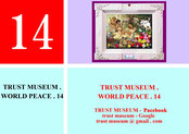 TRUST-MUSEUM . WORLD PEACE . 14