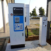 電気自動車用急速充電器