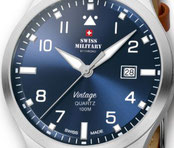 SWISS MILITARY BY CHRONO SWISS WATCH