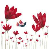 carte postale Aurélie BLANZ