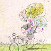 carte postale Francesca QUATRARO