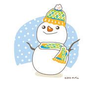 冬のイラスト