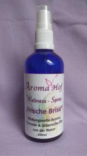 Wellness Spray, ätherische Öle