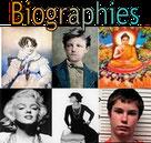 rubrique Biographies