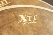 """Sound Demos Centent Cymbals XTT Series 16"""" Crash"""