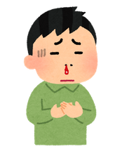 鼻血のシミの落とし方